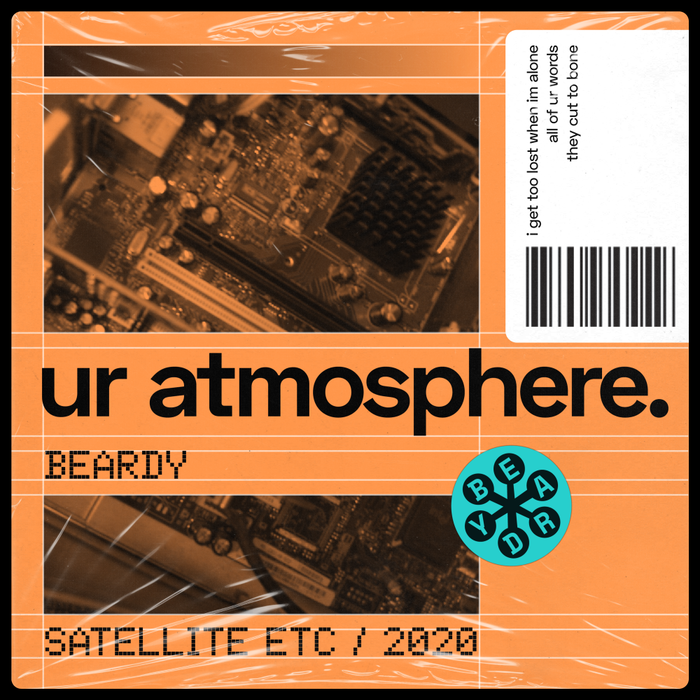 Beardy – Satellite etc album art 5