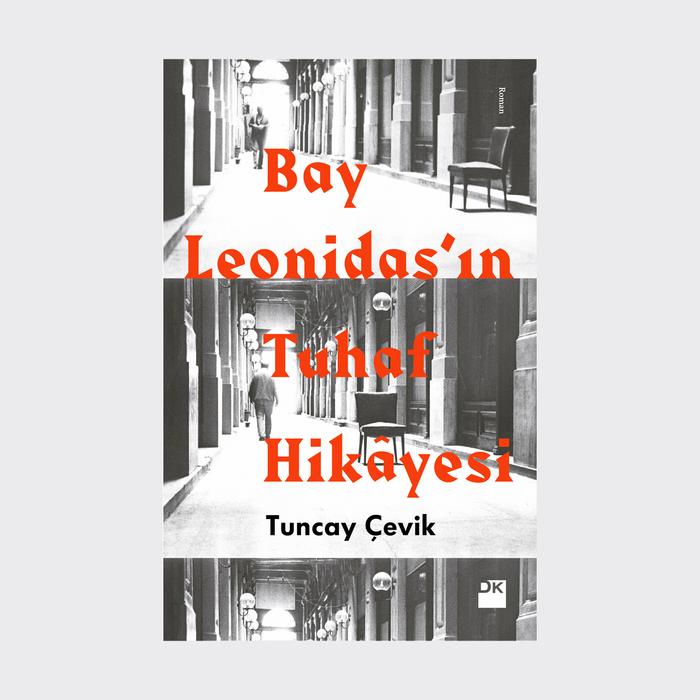 Harbour and Futura for Bay Leodinas'ın Tuhaf Hikayesi (2018) by Tuncay Çevik.