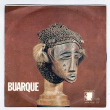Buarque e Conjunto Merengue – <cite>Buarque</cite> single sleeve