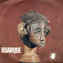 Buarque e Conjunto Merengue – <cite>Buarque</cite> single sleeve