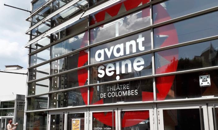 L'Avant Seine Théâtre de Colombes 1