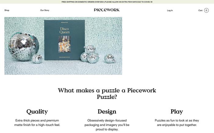 Piecework Puzzles 6