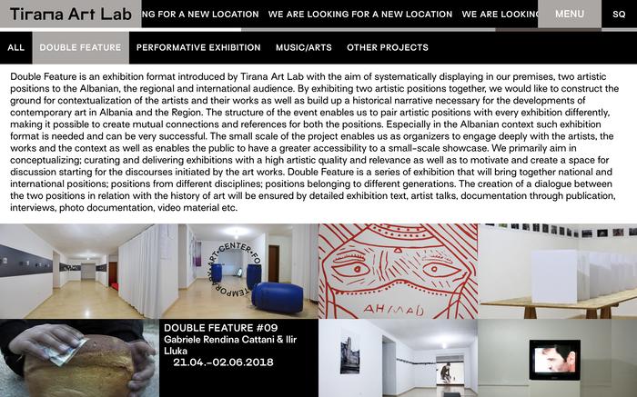 Tirana Art Lab 5