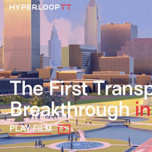 Hyperloop TT website