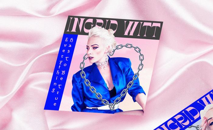"Ingrid Witt — Everything has to be True EP & ""Killing Me"" single 1"