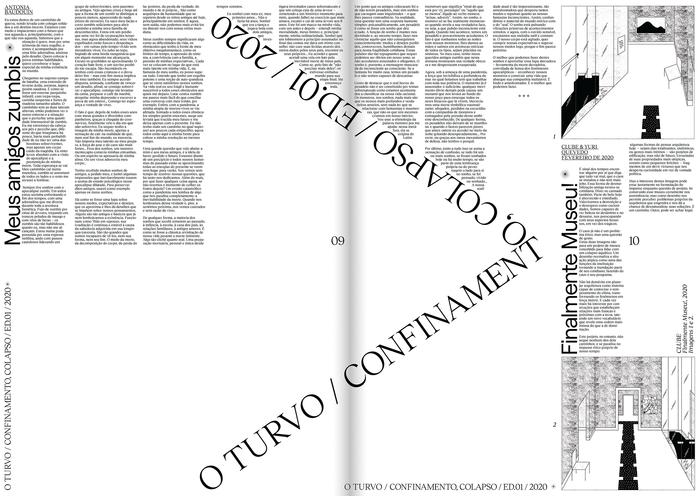 O Turvo, Issue 01 4