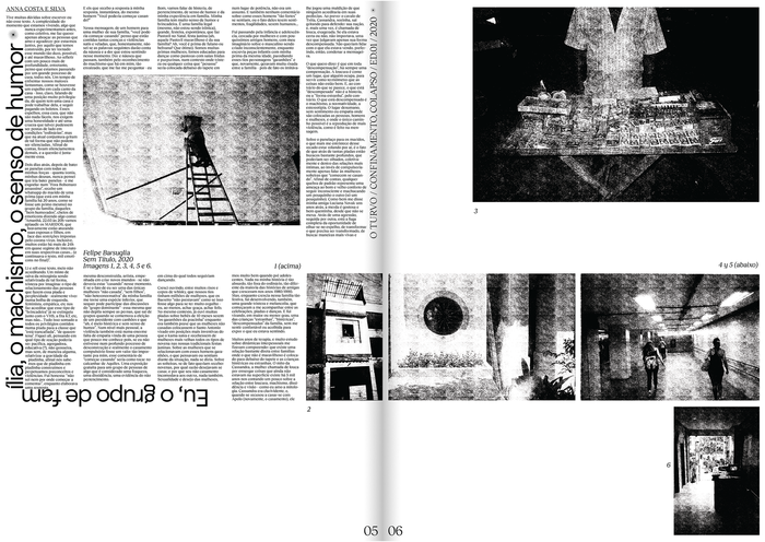 O Turvo, Issue 01 3