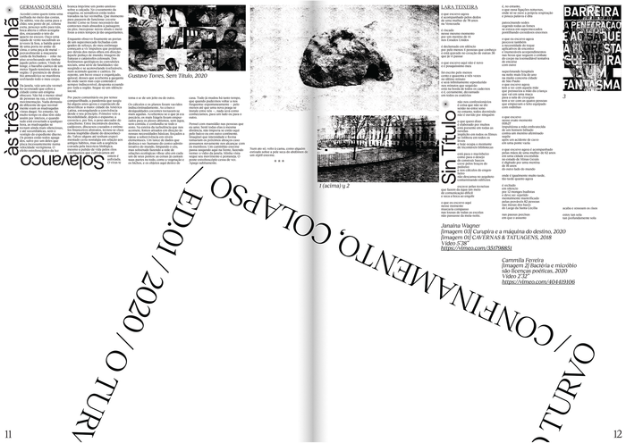 O Turvo, Issue 01 5
