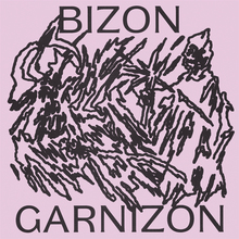 Bizon – <cite>Garnizon</cite> album art