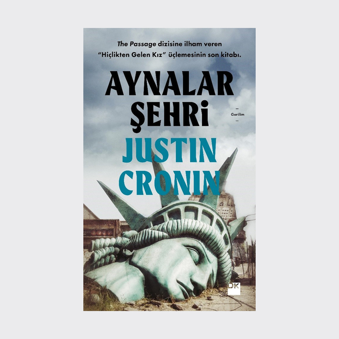 Noah and Futura for Aynalar Şehri (2019) by Justin Cronin, translated by Dost Körpe.