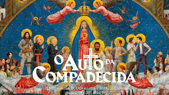 O Auto da Compadecida TV miniseries (2020) 1