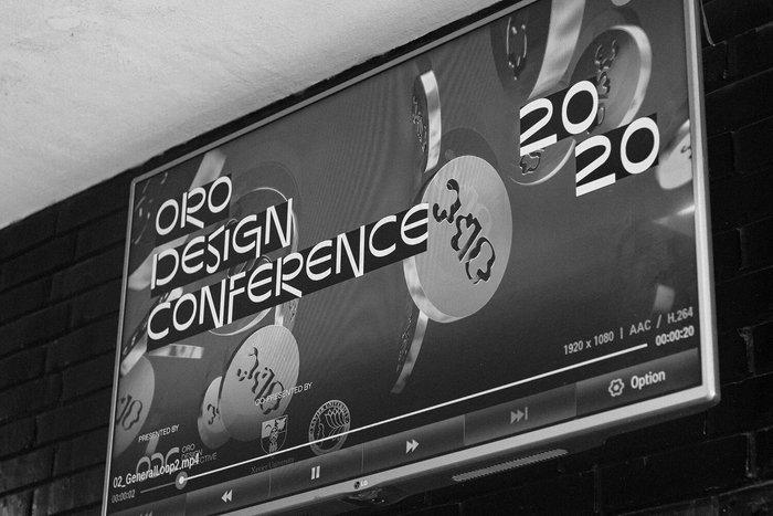 Oro Design Conference 2020 2