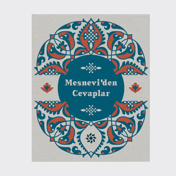 Sabre for Mesnevi'den Cevaplar (blue cloth cover edition, 2017).