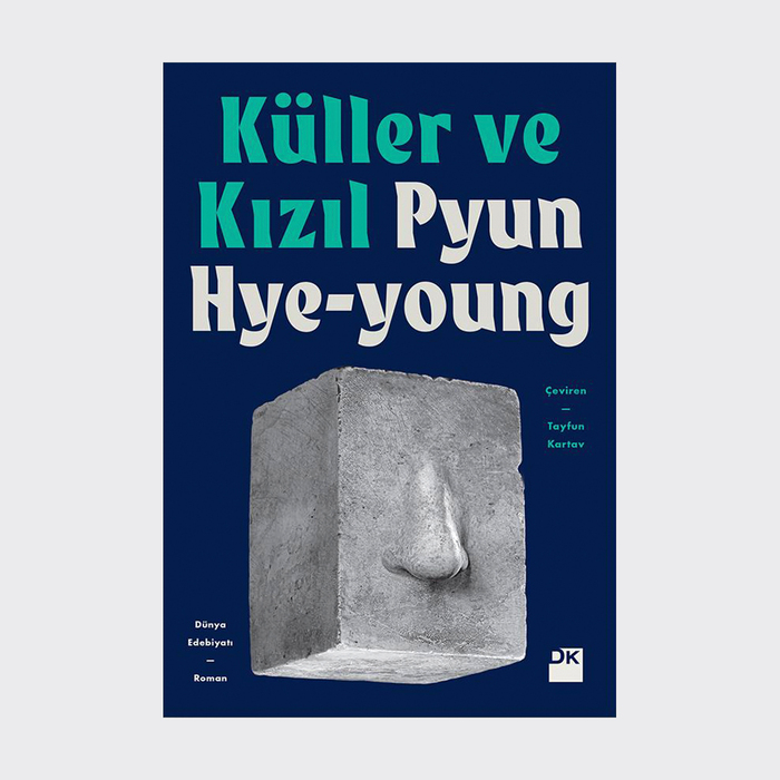 Noah and  for Küller ve Kızıl (2019) by Pyun Hye-young, translated by Tayfun Kartav.