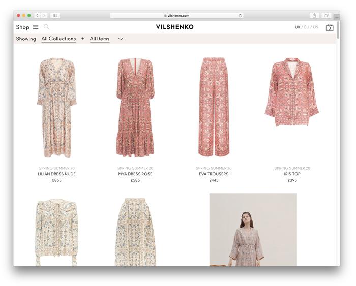Vilshenko website 5