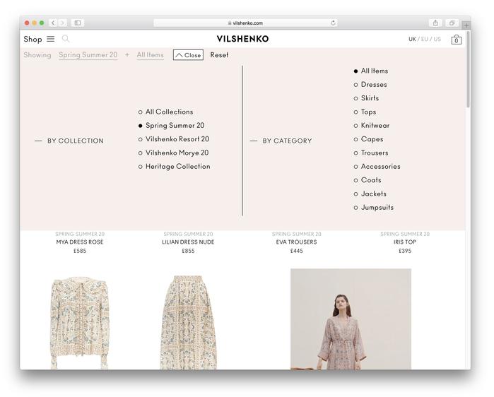Vilshenko website 4