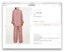 Vilshenko website