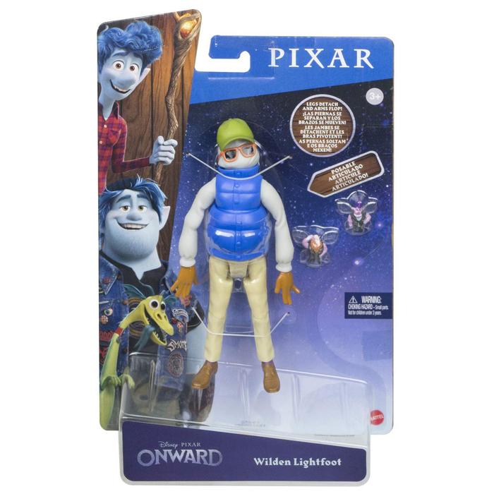 Pixar Disney Onward toys 4