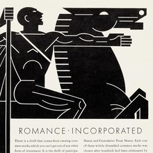"""Romance Incorporated"" ad for Distributors Group, Inc."