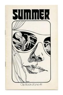 <cite>Clip Books of Line Art</cite>, Volk (1975)