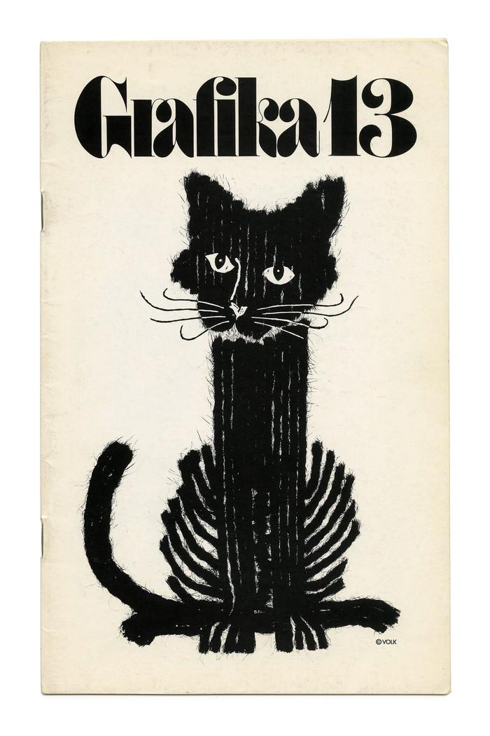Grafika series, Clip Books of Line Art, Volk (1970–1972) 9
