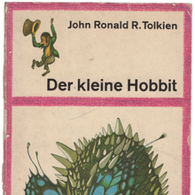 <cite>Der kleine Hobbit</cite>, dtv junior