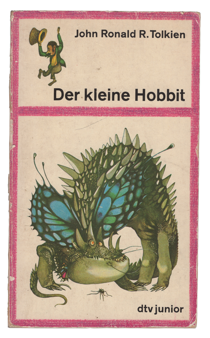 Der kleine Hobbit, dtv junior 1