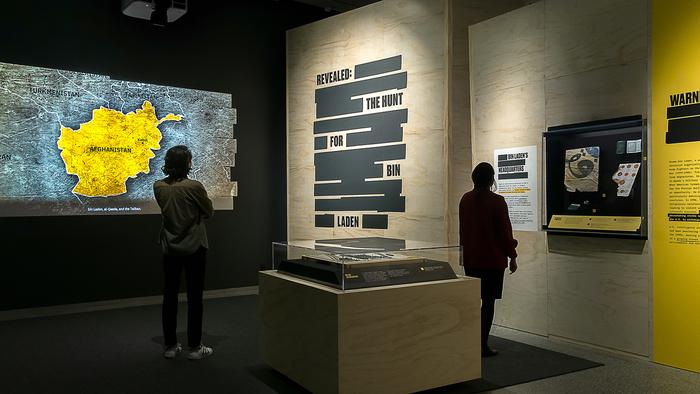 Revealed: The Hunt for Bin Laden, National September 11 Memorial & Museum 3