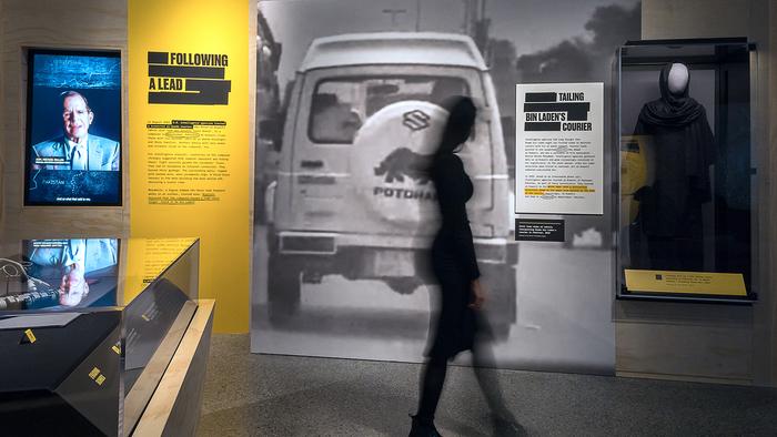 Revealed: The Hunt for Bin Laden, National September 11 Memorial & Museum 6