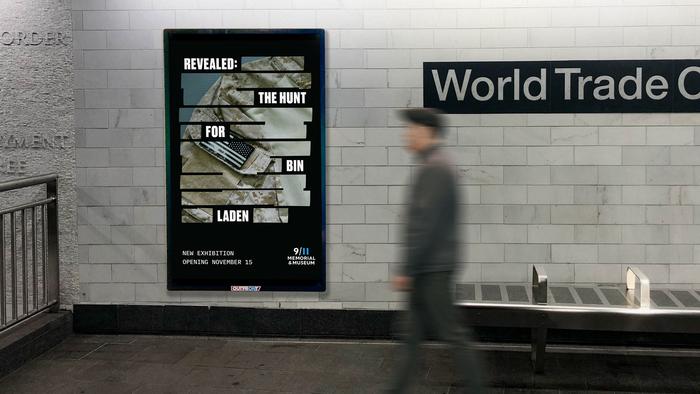 Revealed: The Hunt for Bin Laden, National September 11 Memorial & Museum 2