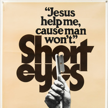 <cite>Short Eyes</cite> (1977) movie posters