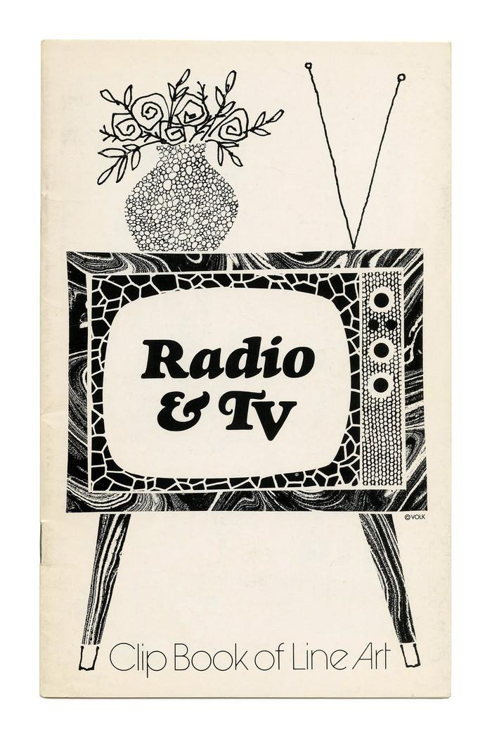 """""""Radio & TV"""" (No. 230) ft.  Italic."""