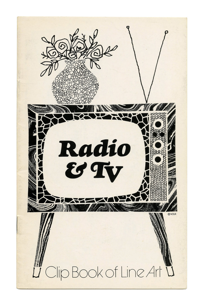 """Radio & TV"" (No. 230) ft.  Italic."