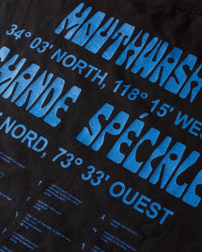 Mouthwash & Demande Spéciale T-shirt collaboration 3