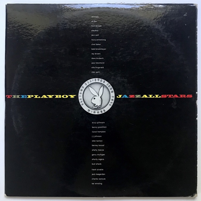 Front cover of the album.