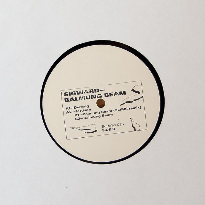 Sigward – Balmung Beam album art 2