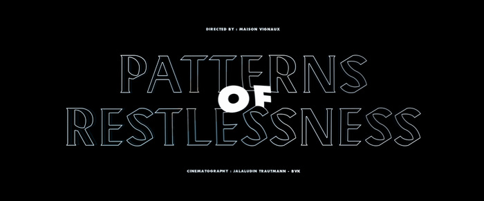 Patterns of Restlessness 2