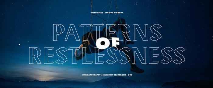 Patterns of Restlessness 1