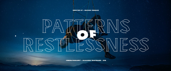 Patterns of Restlessness 1