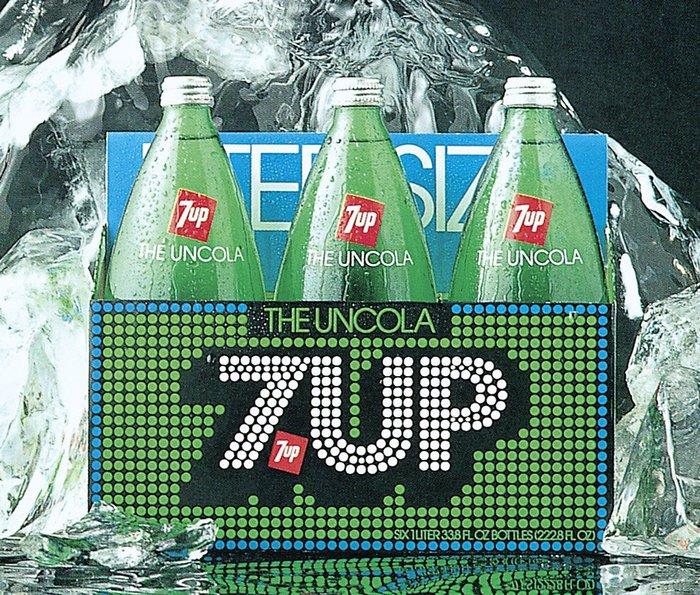 7 Up branding (1976–79) 11