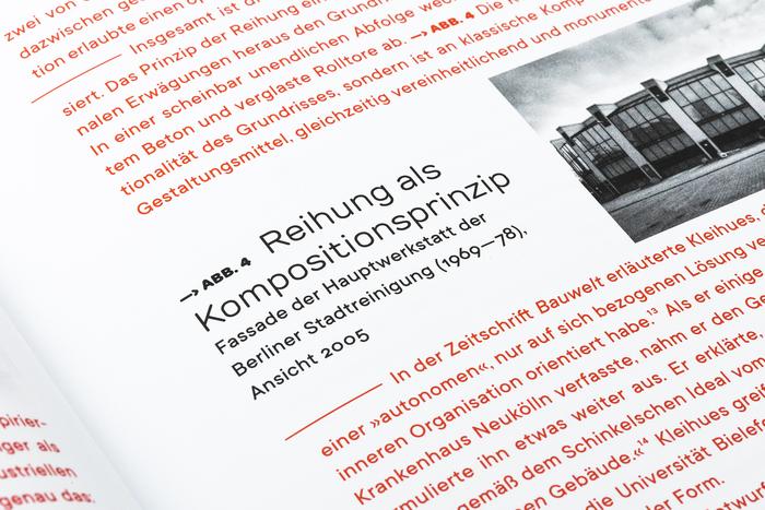 JPK NRW. Der Architekt Josef Paul Kleihues in Nordrhein-Westfalen 5