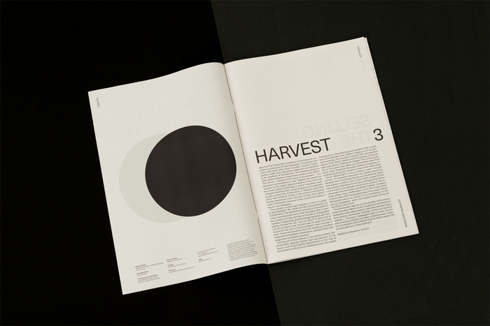 Annual Newspaper – Amsterdam Academy of Architecture 3