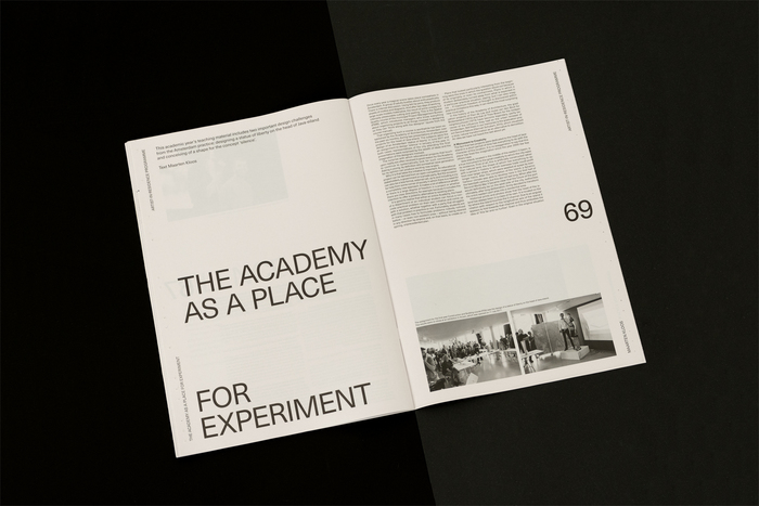 Annual Newspaper – Amsterdam Academy of Architecture 4