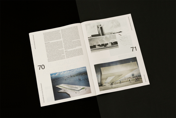 Annual Newspaper – Amsterdam Academy of Architecture 5