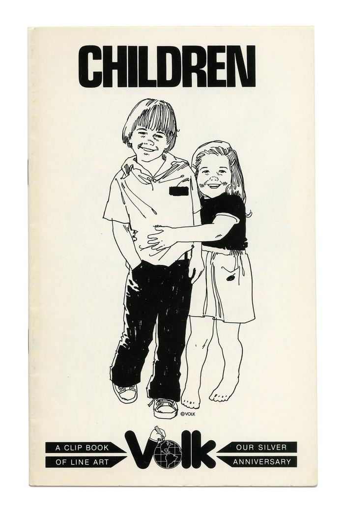 """""""Children"""" (No. 680) ft.  Bold Condensed."""