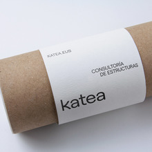 Katea identity and website