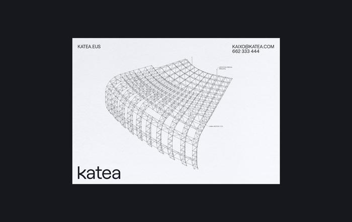 Katea identity and website 5