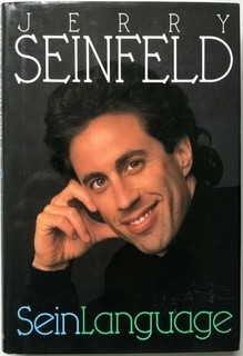 <cite>SeinLanguage</cite> by Jerry Seinfeld