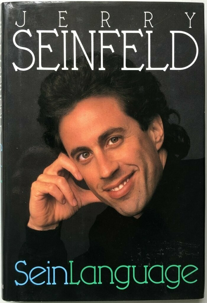 SeinLanguage by Jerry Seinfeld 1
