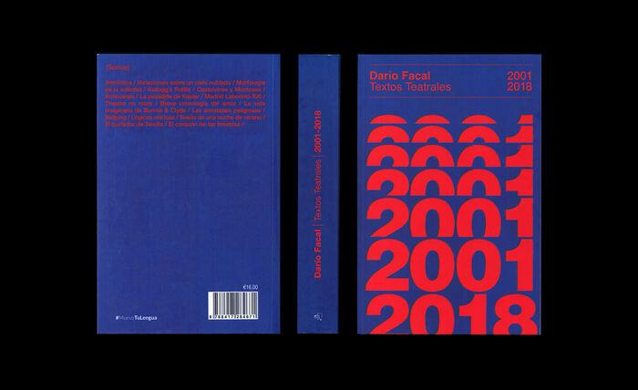 Darío Facal – Textos Teatrales (2001–2018) 2